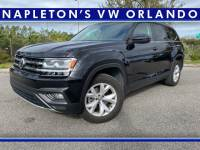 Used 2019 Volkswagen Atlas SE in Orlando, Fl.