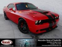 Pre-Owned 2016 Dodge Challenger 2dr Cpe SRT Hellcat
