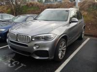 Pre-Owned 2017 BMW X5 xDrive50i SAV