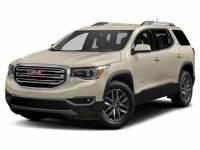 Certified 2018 GMC Acadia SLT-2 SUV