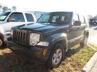 Pre-Owned 2011 Jeep Liberty Sport Sport Utility