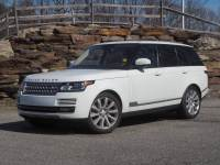 Pre-Owned 2016 Land Rover Range Rover 5.0L V8 Supercharged Autobiography SUV