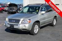 Used 2006 Toyota Highlander Hybrid For Sale at Harper Maserati | VIN: JTEDW21A760013304