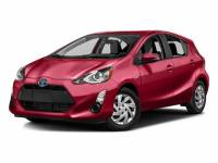 2016 Toyota Prius c Three - Toyota dealer in Amarillo TX – Used Toyota dealership serving Dumas Lubbock Plainview Pampa TX