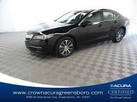 Pre-Owned 2016 Acura TLX Tech in Greensboro NC