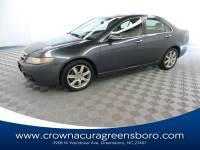Pre-Owned 2004 Acura TSX in Greensboro NC