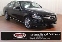 Pre-Owned 2016 Mercedes-Benz C-Class C 300 in Fort Myers