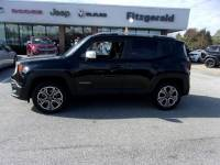 Used 2015 Jeep Renegade Limited 4x4 in Gaithersburg
