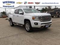 Pre-Owned 2018 GMC Canyon Crew Cab Short Box 2-Wheel Drive SLT