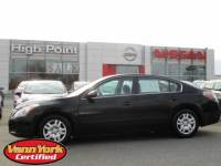 Used 2012 Nissan Altima 2.5 S Sedan For Sale in High-Point, NC near Greensboro and Winston Salem, NC