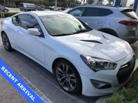 Used 2015 Hyundai Genesis Coupe 3.8 R-Spec in West Palm Beach, FL