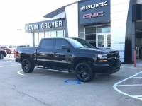 Certified Pre-Owned 2018 Chevrolet Silverado 1500 Custom Rally 1 Edition VIN3GCUKPEC3JG406696 Stock Number15294A