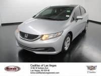 Pre-Owned 2015 Honda Civic Sedan LX CVT VIN2HGFB2F51FH514545 Stock NumberSFH514545