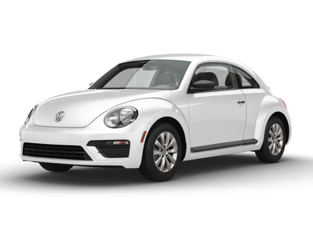 Photo Pre-Owned 2017 Volkswagen Beetle 1.8T S in Greensboro NC