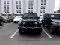 Certified Used 2017 Jeep Wrangler Unlimited Sahara in Gaithersburg