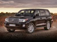 Used 2015 Toyota Land Cruiser 4dr 4WD
