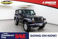 Used 2012 Jeep Wrangler 4WD Sport in El Monte