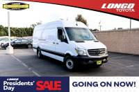 Used 2017 Mercedes-Benz Sprinter Cargo Van 2500 High Roof I4 170 RWD in El Monte