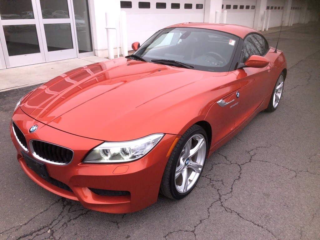 Photo Used 2015 BMW Z4 Sdrive28i For Sale in Albany, NY