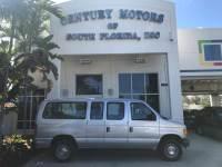 2005 Ford Econoline Wagon XL 12 Passenger Van Rear A/C Vinyl Seats