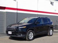 Used 2017 Jeep Cherokee For Sale at Huber Automotive | VIN: 1C4PJMCB4HW563013