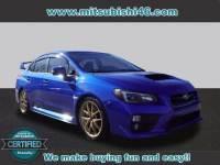 Used 2015 Subaru WRX STI STI Launch Edition 4dr (M6) TOTOWA NJ M7725