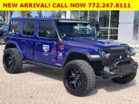 Pre-Owned 2019 Jeep Wrangler Unlimited Rubicon 4x4