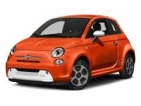Used 2016 FIAT 500e Battery Electric Hatchback