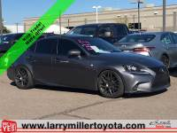 Used 2014 LEXUS IS 350 For Sale | Peoria AZ | Call 602-910-4763 on Stock #P32659A
