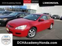 2004 Honda Accord Coupe EX