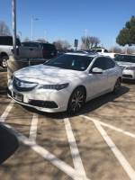 2015 Acura TLX Tech (DCT)