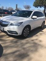 2014 Acura MDX 3.5L Technology Package (A6)