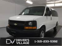 Used 2011 Chevrolet Express 2500 For Sale at Burdick Nissan | VIN: 1GAWGPFA6B1158704