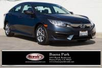 2017 Honda Civic LX in Buena Park