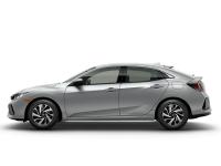 Certified 2017 Honda Civic Hatchback LX