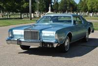 1974 Lincoln Mark Series IV 4 Coupe for sale in Flushing MI