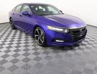 Pre-Owned 2019 Honda Accord Sedan Sport 1.5T CVT