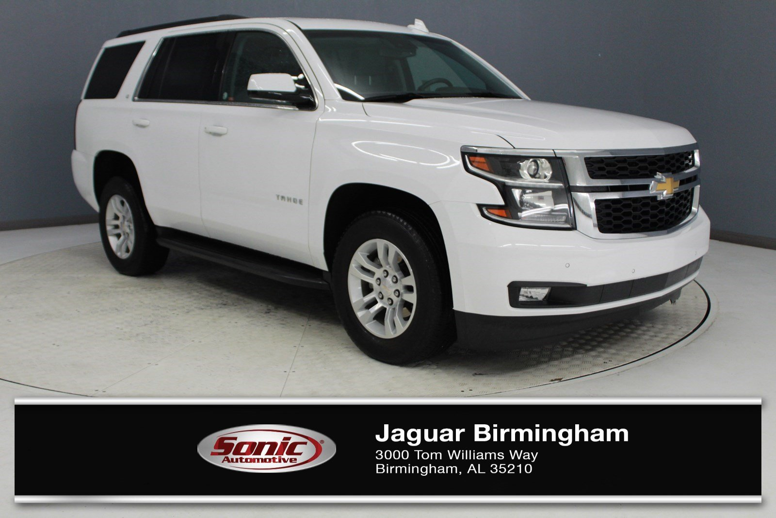 Photo Used 2019 Chevrolet Tahoe LT near Birmingham, AL
