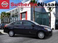 Used 2019 Nissan Versa S Plus Sedan