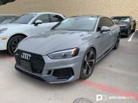2018 Audi RS 5 Coupe Coupe in San Antonio