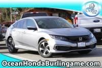 New 2020 Honda Civic Sedan LX Sedan For Sale or Lease in Soquel near Aptos, Scotts Valley & Watsonville