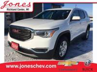 Pre-Owned 2018 GMC Acadia FWD SLE-1