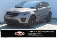Certified 2016 Land Rover Range Rover Evoque HSE Dynamic in Houston