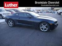 Pre-Owned 2013 Chevrolet Camaro Coupe 2LT