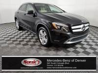 Certified Pre-Owned 2016 Mercedes-Benz GLA 250 4MATIC SUV in Denver
