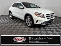 Certified Pre-Owned 2017 Mercedes-Benz GLA 250 4MATIC SUV in Denver