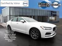 Certified Used 2017 Volvo S90 T5 FWD Momentum For Sale in Somerville NJ | YV1102AK5H1009910 | Serving Bridgewater, Warren NJ and Basking Ridge