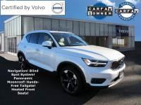 Certified Used 2019 Volvo XC40 T5 Inscription For Sale in Somerville NJ | YV4162UL8K2082423 | Serving Bridgewater, Warren NJ and Basking Ridge