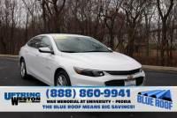 Certified Pre-Owned 2016 Chevrolet Malibu 1LT VIN 1G1ZE5ST9GF360204 Stock Number 1660204