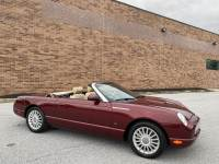 Used 2004 Ford Thunderbird For Sale at Paul Sevag Motors, Inc. | VIN: 1FAHP60A74Y112494